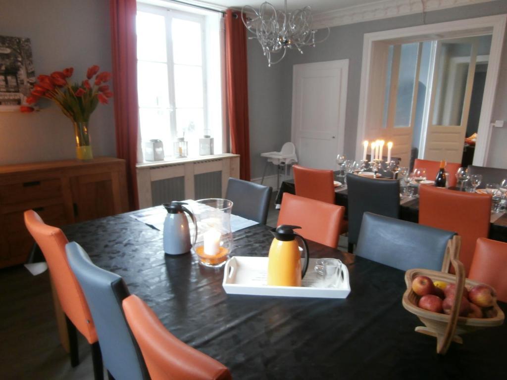B&B / Chambres d\'hôtes La Tulipe Orange (France Granges-sur ...