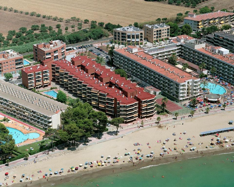 Камбрильс испания отели