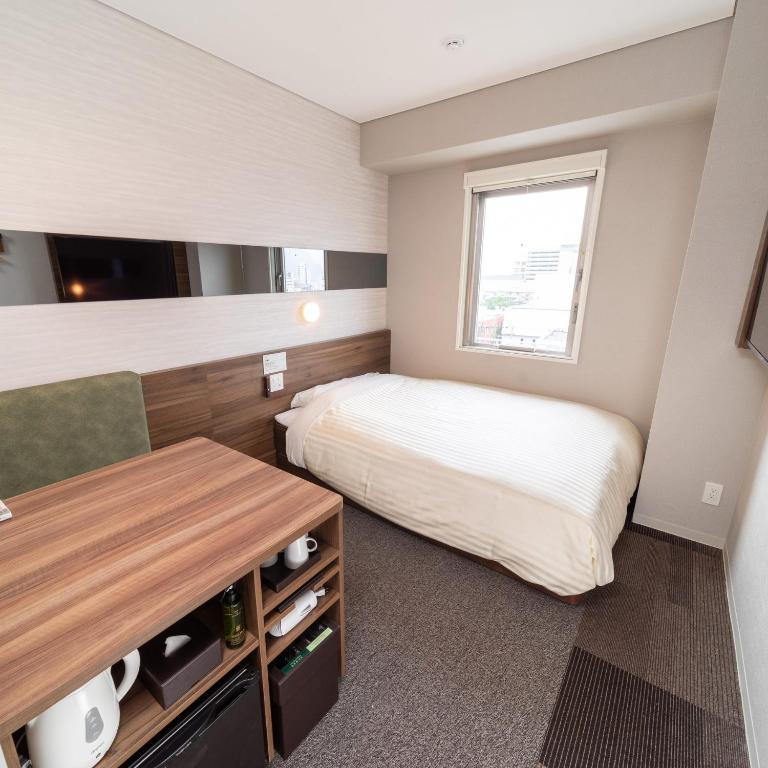ポイント3.機能的でゆっくり寛げる客室