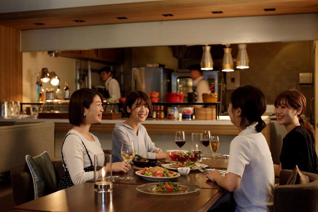ポイント3.3種のレストラン