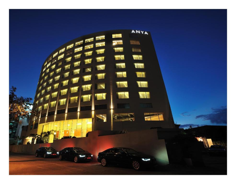 Anya Hotel Gurgaon Reserve Now Gallery Image Of This Property