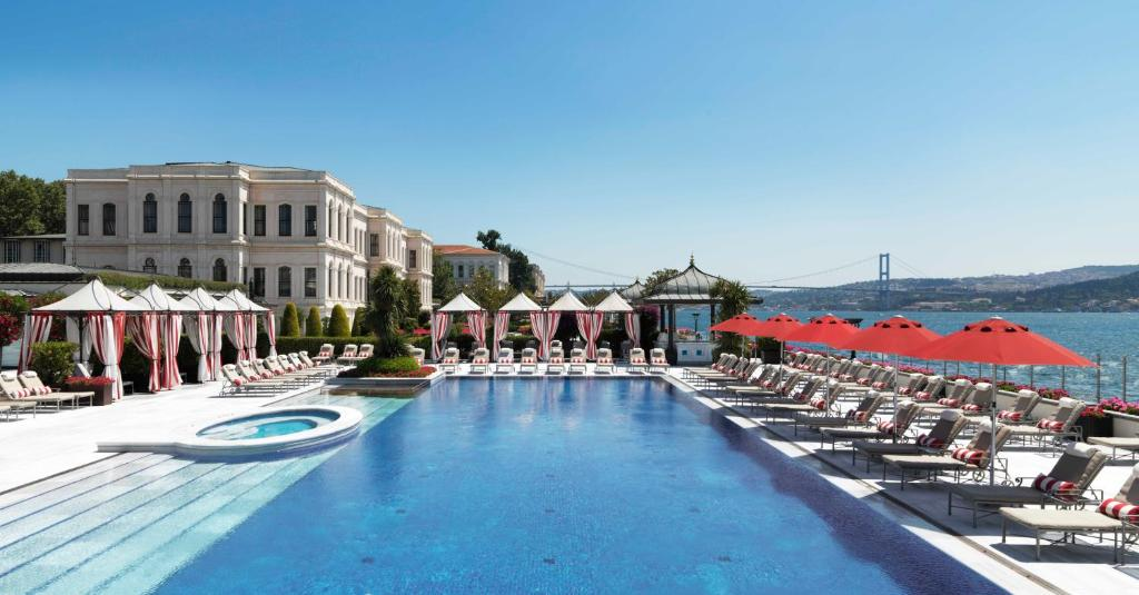 Four Seasons Hotel Istanbul At The Bosphorus Reserve Now Gallery Image Of This Property
