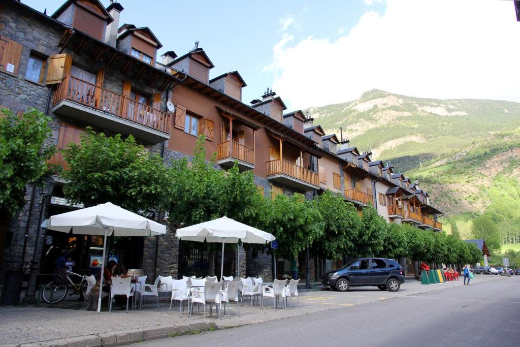 Apartamento ribagorza espanha benasque for Booking benasque