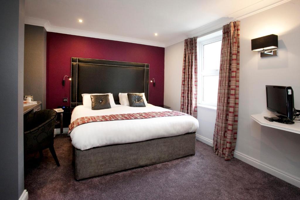 St James Hotel, Nottingham, UK - Booking.com