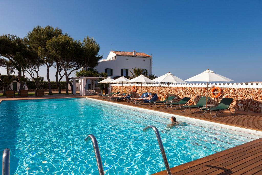 boutique hotels menorca  143