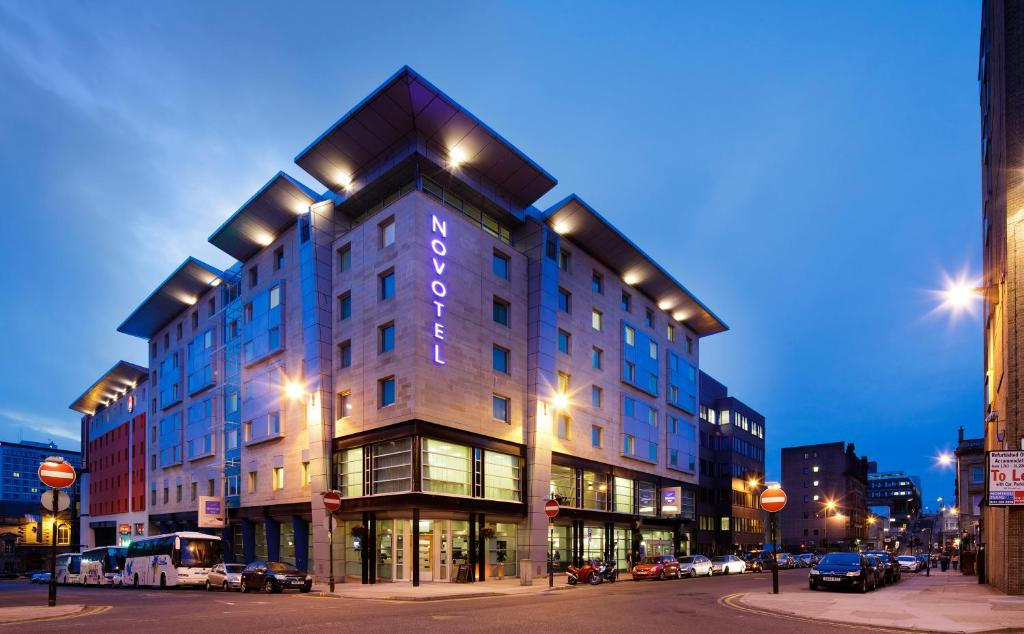 Novotel Glasgow Centre Glasgow Updated 2019 Prices