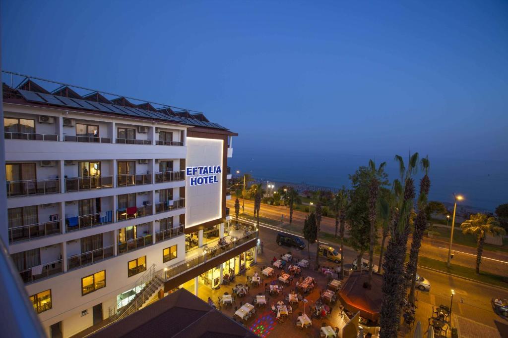 Eftalia Aytur Hotel, Alanya, Turkey - Booking.com