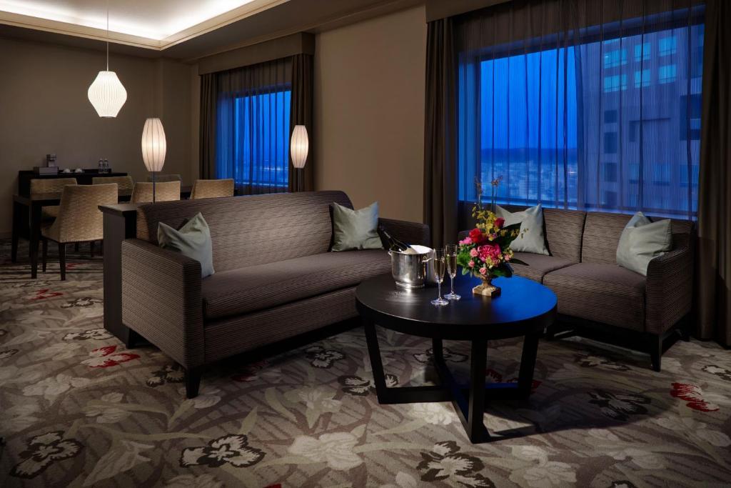 ポイント1.品のあるデザインのモダンな客室