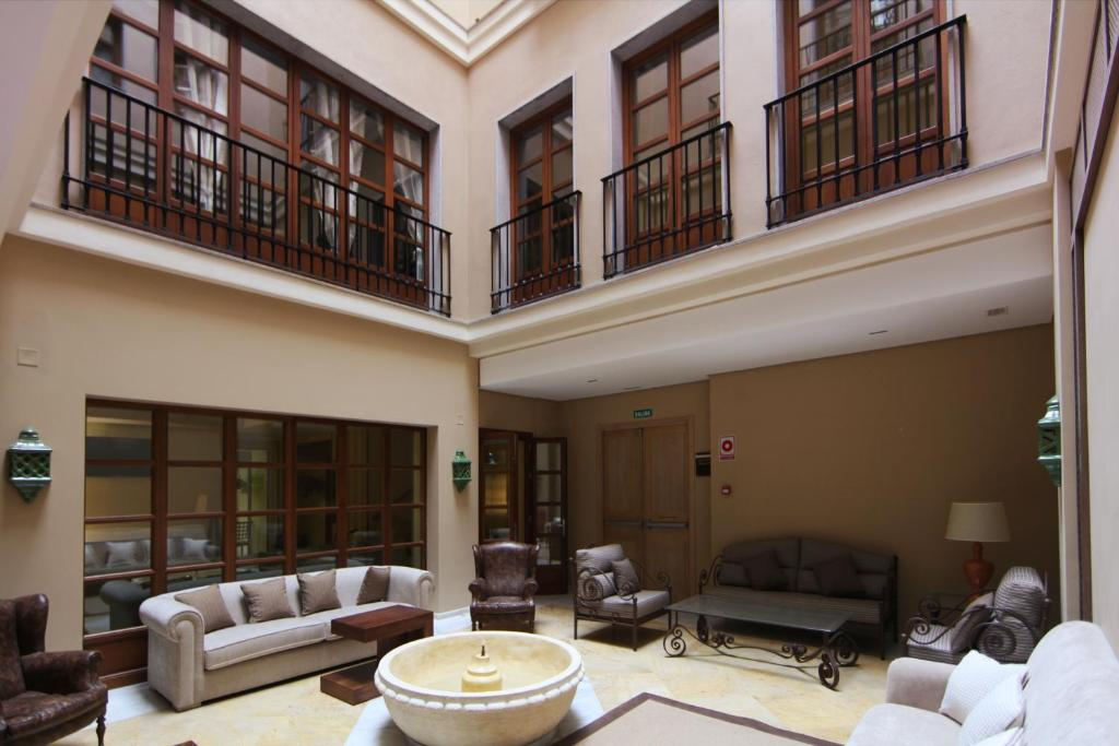 boutique hotels in málaga  210