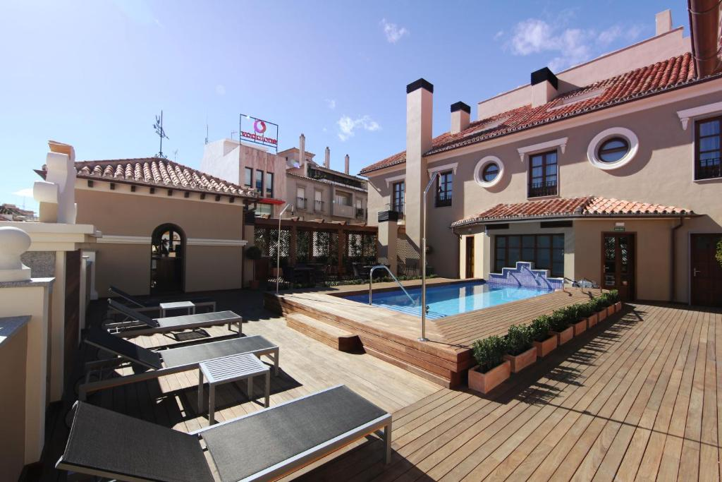 boutique hotels in málaga  205