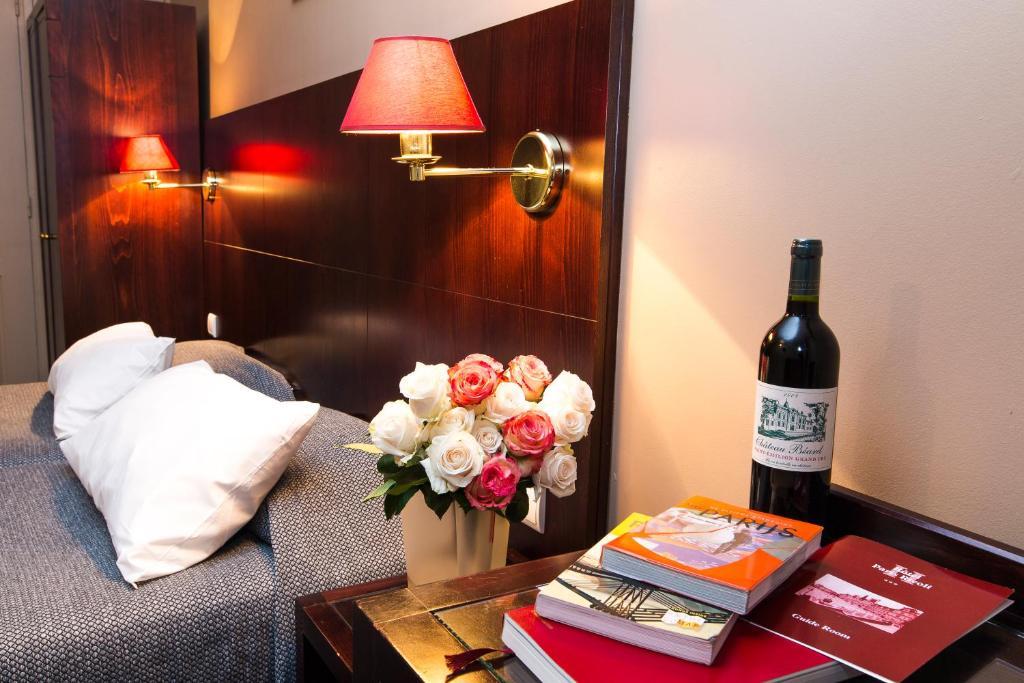 reservation hôtel paris 75004