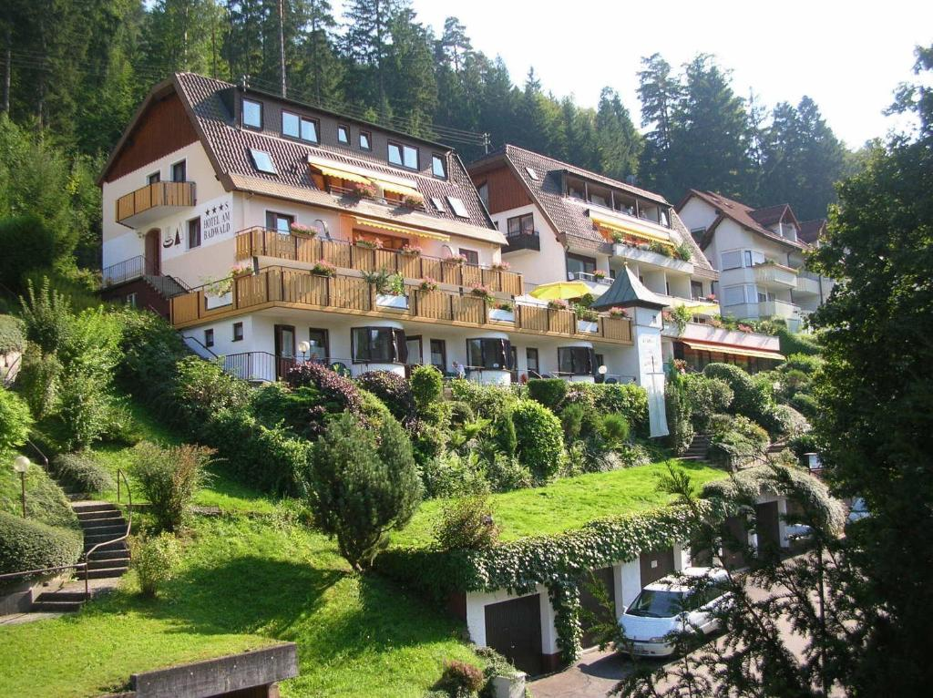 Hotel Am Bad Wald In Bad Liebenzell