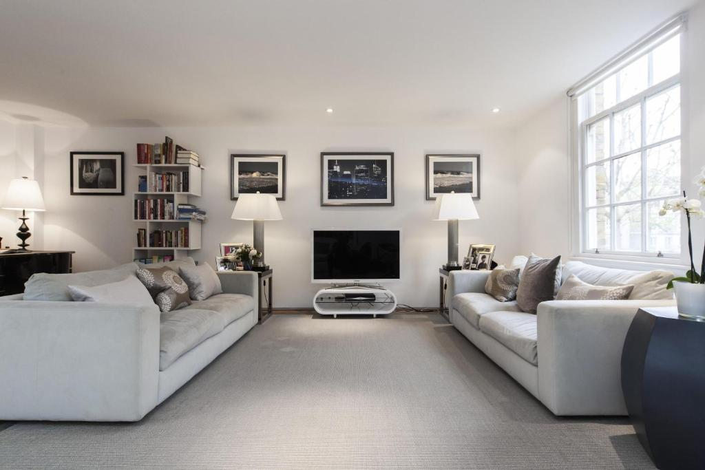 Apartment Notting Hill private homes, London, UK - Booking.com