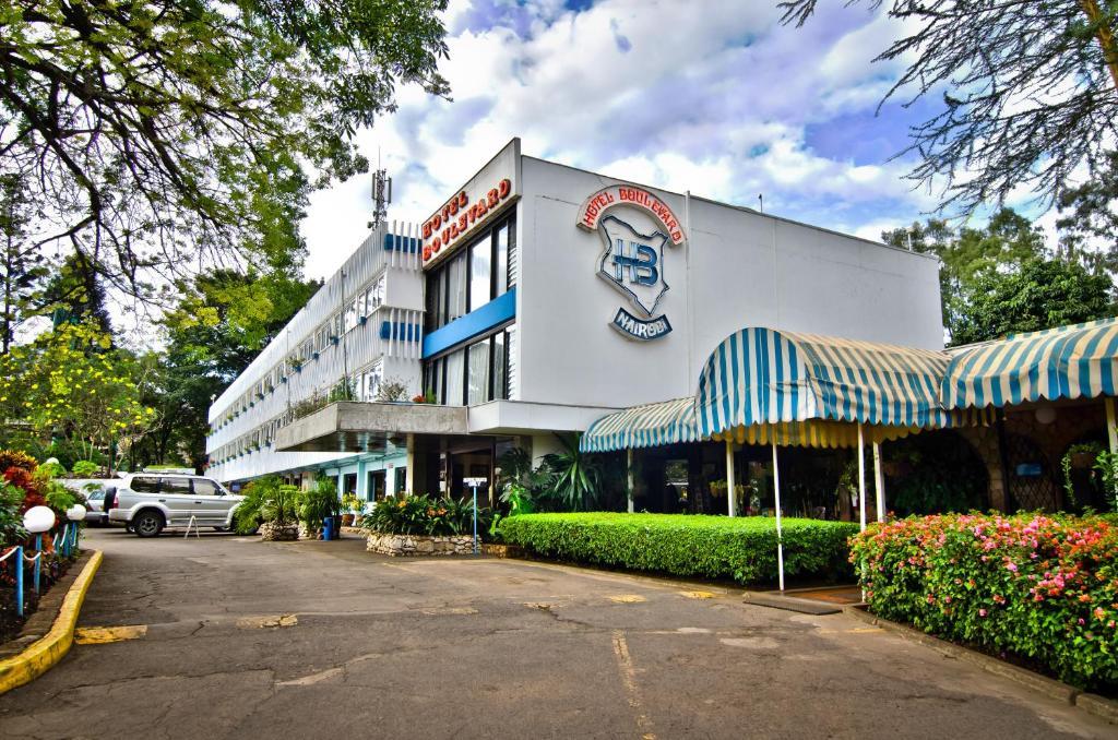Nairobi Hotel Booking