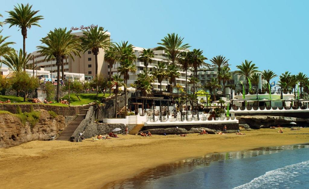 Apartment Palm Beach Tenerife Playa de las Americas Spain