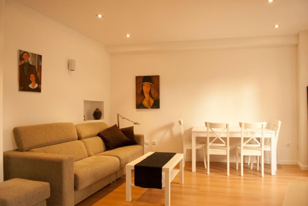 Apartments In Orriols Catalonia