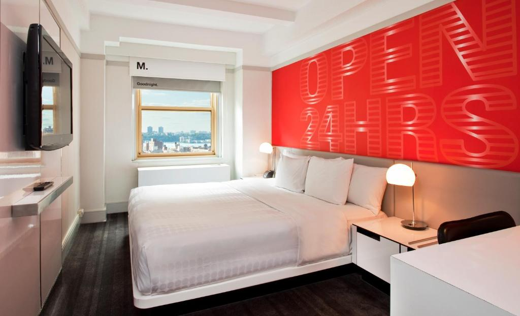 hoteles recomendados nueva york centro