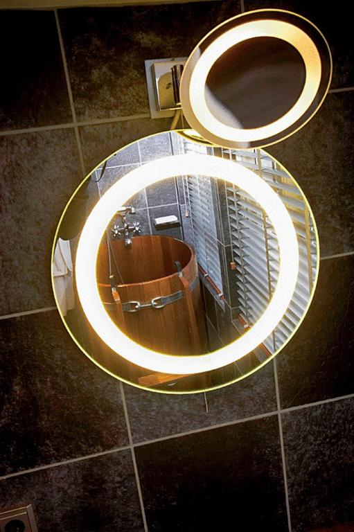 A Bathroom At Home Luxury Apartments