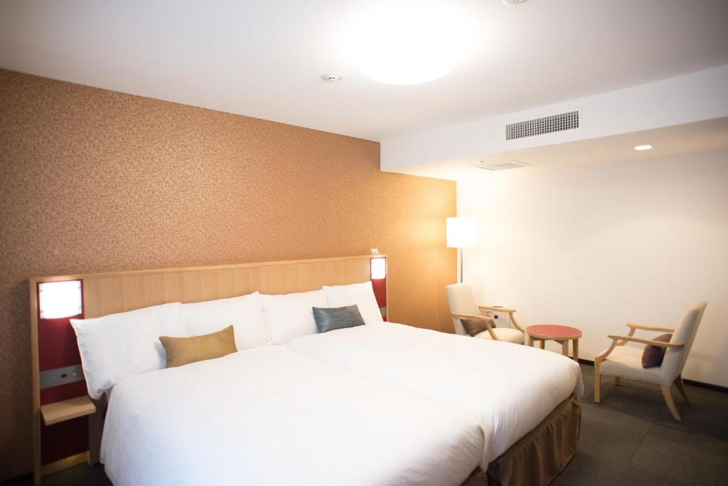ポイント1.シンプルで快適な客室