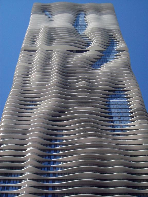Condo Hotel Aqua Chicago, IL - Booking.com