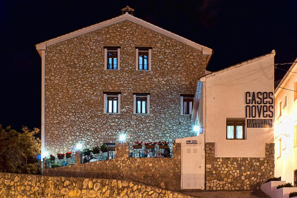 boutique hotels in guadalest  1