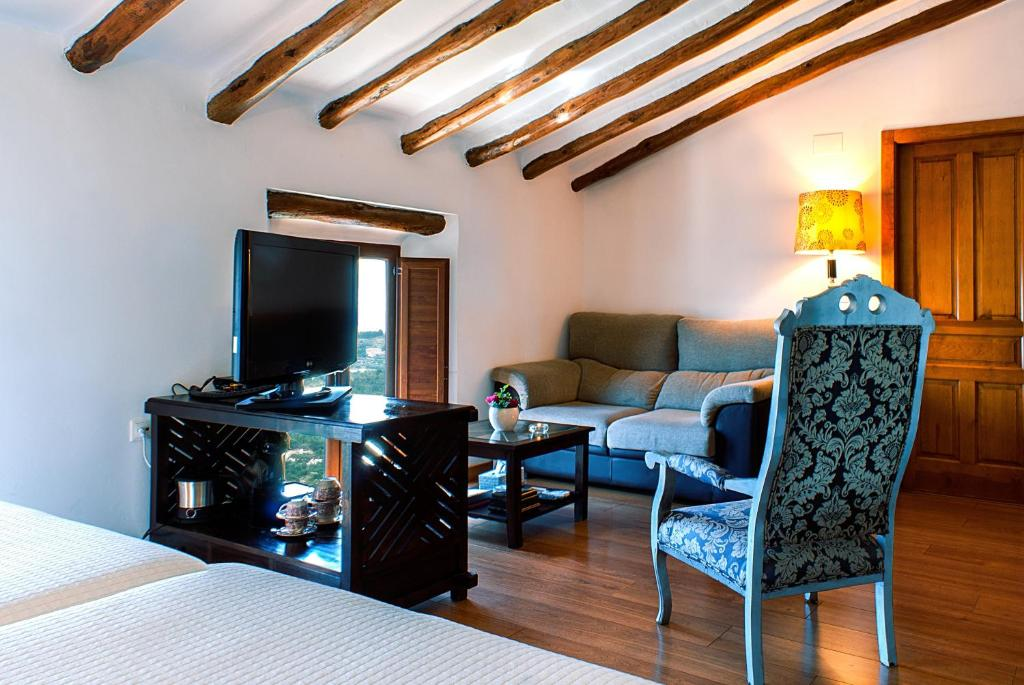 boutique hotels in guadalest  9