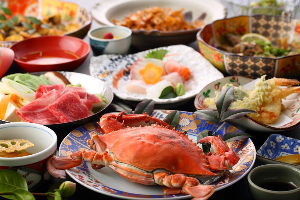 ポイント2.高級食材が揃った贅沢料理