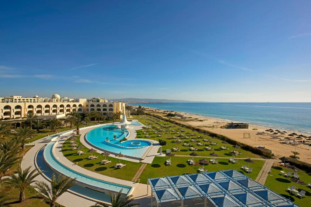 Booking Hotel In Tunisia