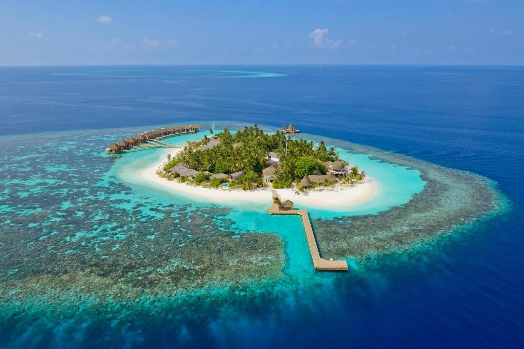 5 причин выбрать вариант размещения Kandolhu Island