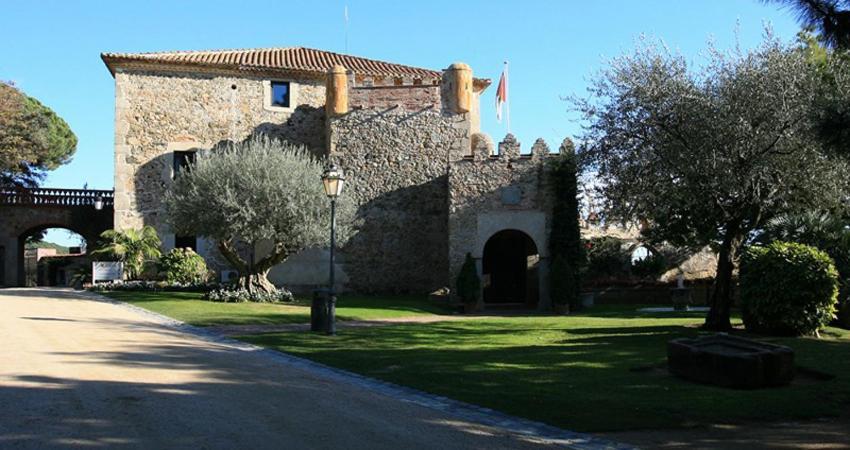 Hotel Castell de l'Oliver 2