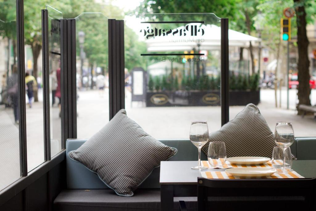 boutique hotels barcelona  219
