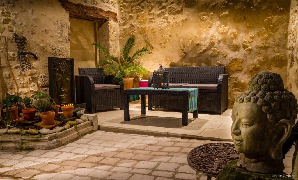 Maison d\'hôtes Chez Charitha (France Azay-le-Rideau) - Booking.com
