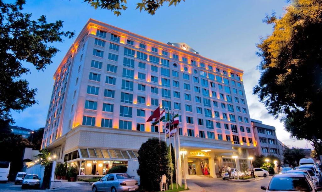 Akgun istanbul hotel turkey for Istanbul taksim hotels