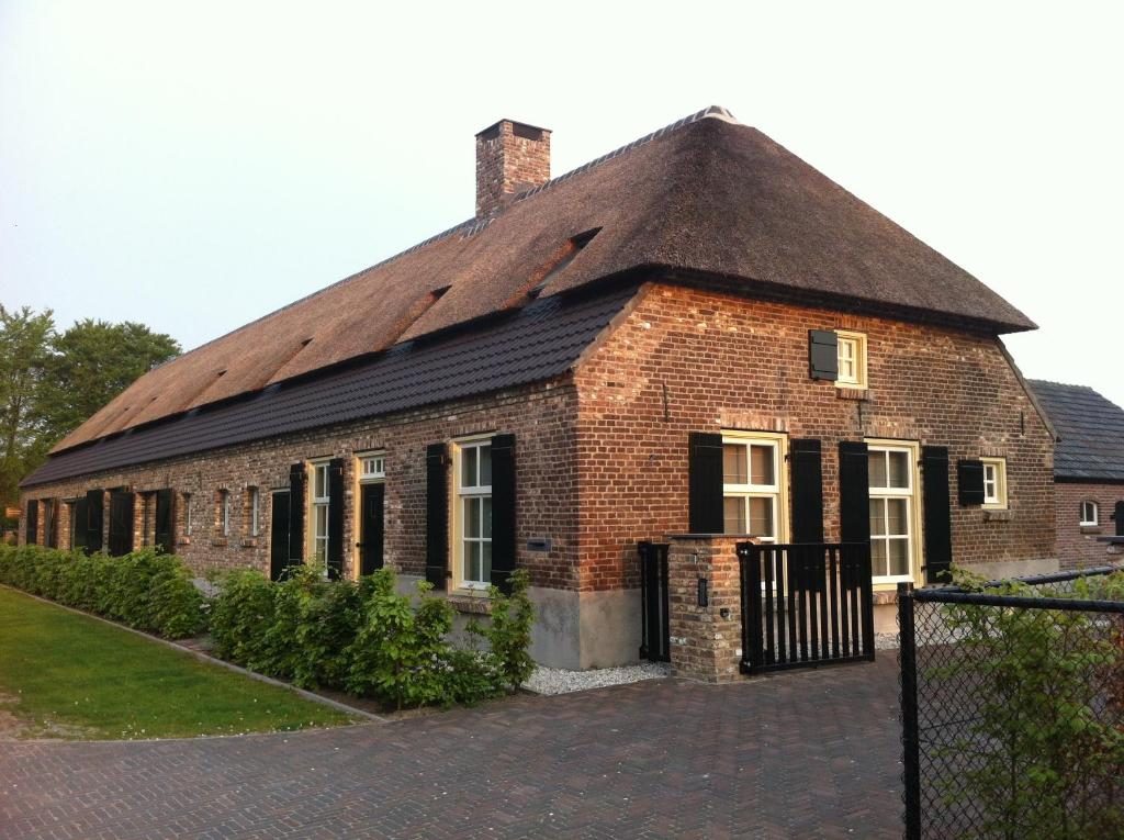 Bed & Breakfast Leendershoeve in Heusden (Niederlande Asten ...