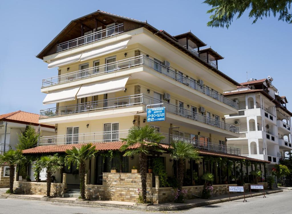nepheli apartments and studios griechenland paralia booking com rh booking com