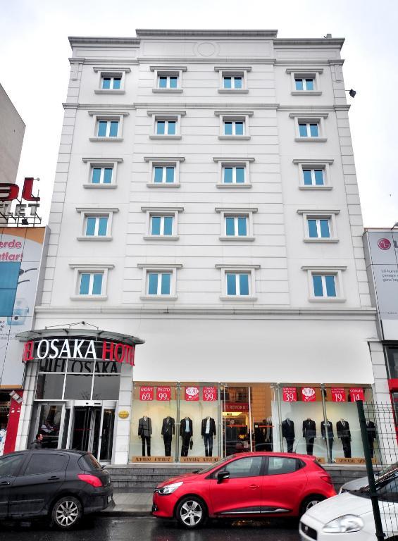 Hotel Nikko Osaka To Itami Airport