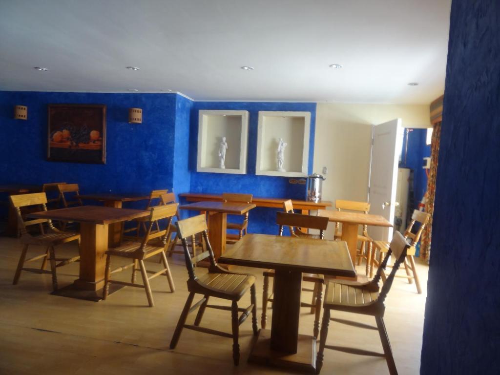 Ресторан / где поесть в Hotel Londres