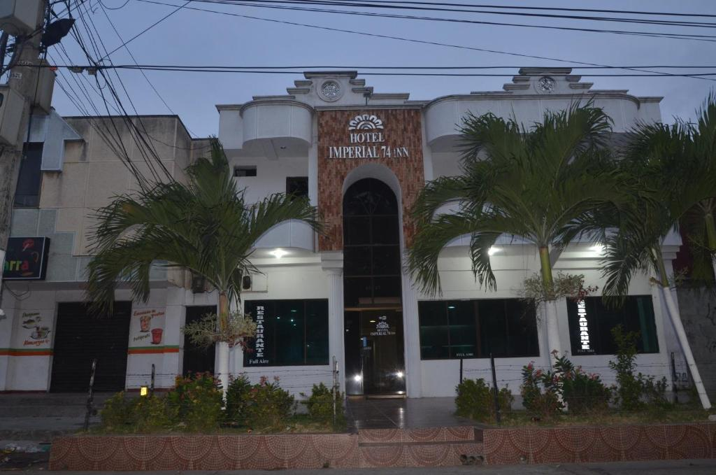 Hotel Imperial 74 Inn  Colombia Barranquilla