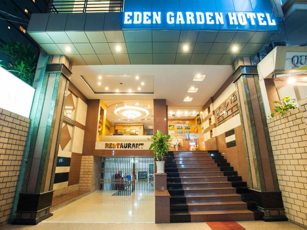 Eden garden hotel ho chi minh city including photos for Hotel reserver