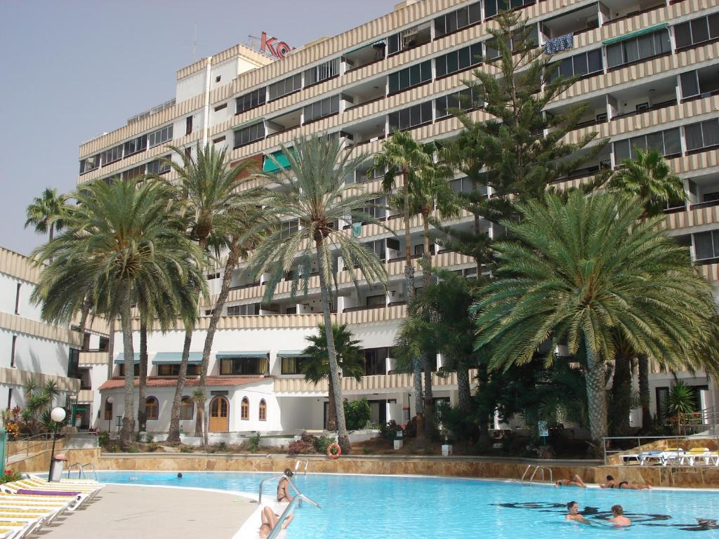 Apartamentos koka espa a playa del ingl s - Apartamentos monterrey playa del ingles ...