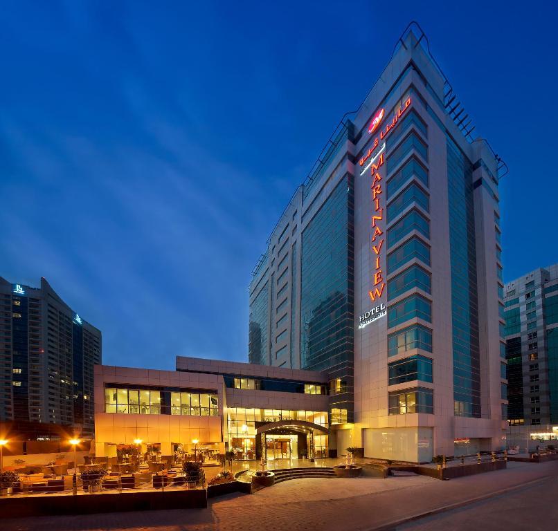 Marina View Deluxe Hotel Apartment Dubai Updated 2019 Prices