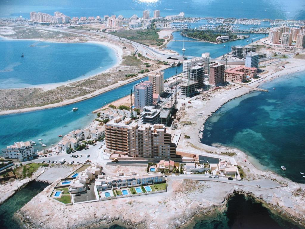 Apartamentos zambra iii la manga del mar menor for Apartamentos