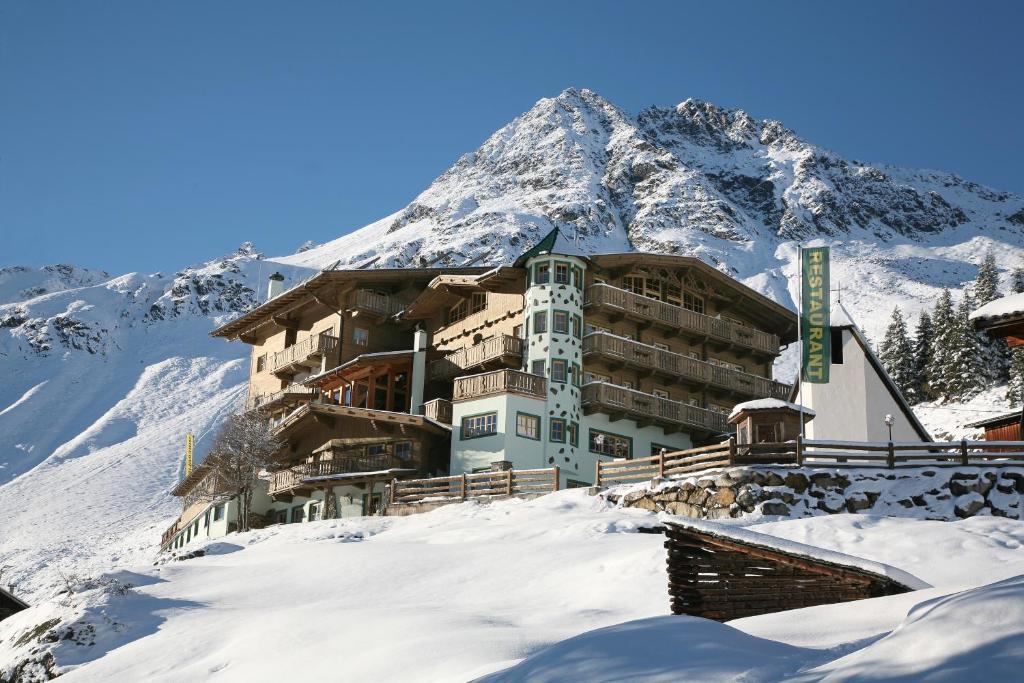 Hotel Ferienclub Silbertal Osterreich Solden Booking Com
