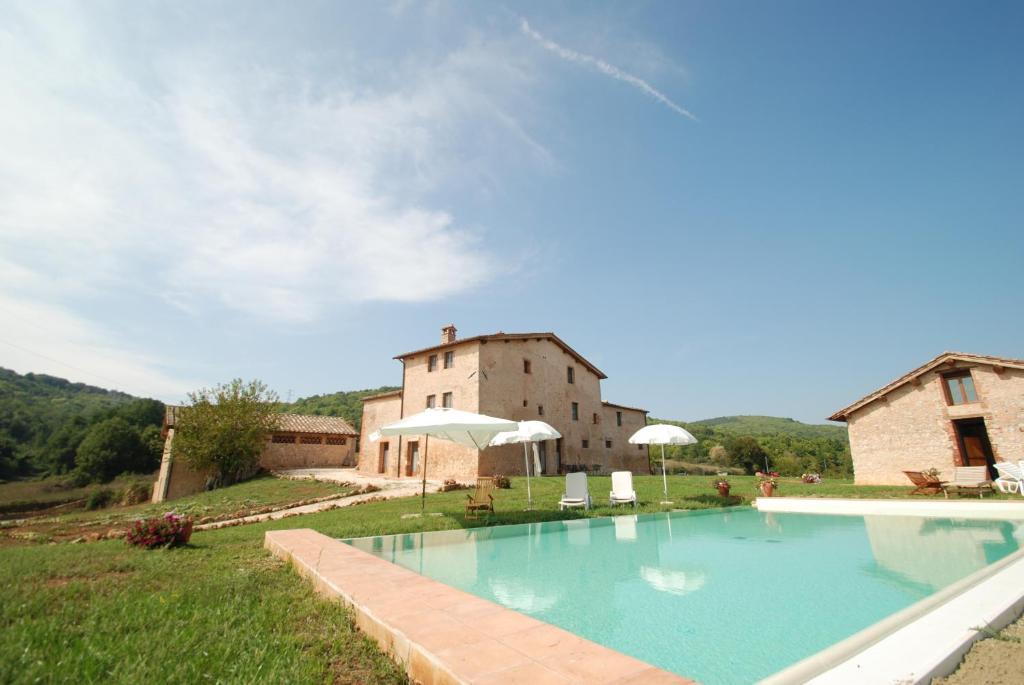Farm stay Soggiorno Taverna, Sovicille, Italy - Booking.com