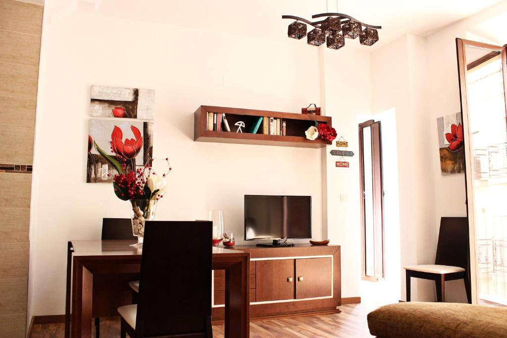 Apartamentos Casa de la Lonja fotografía