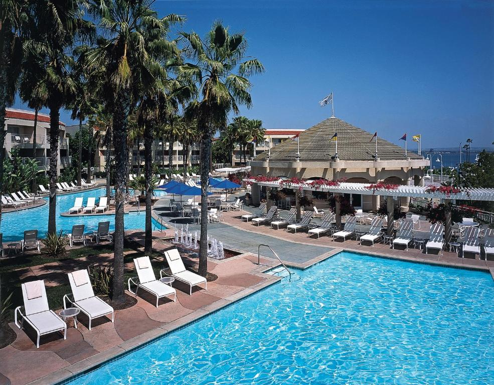 gallery image of this property - San Diego Luxury Hotels And Resorts