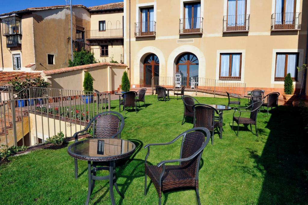 boutique hotels in segovia  50