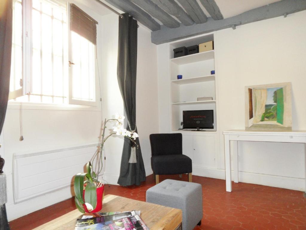 Apartment Ile SaintLouis  Oh My Suite, Paris, France