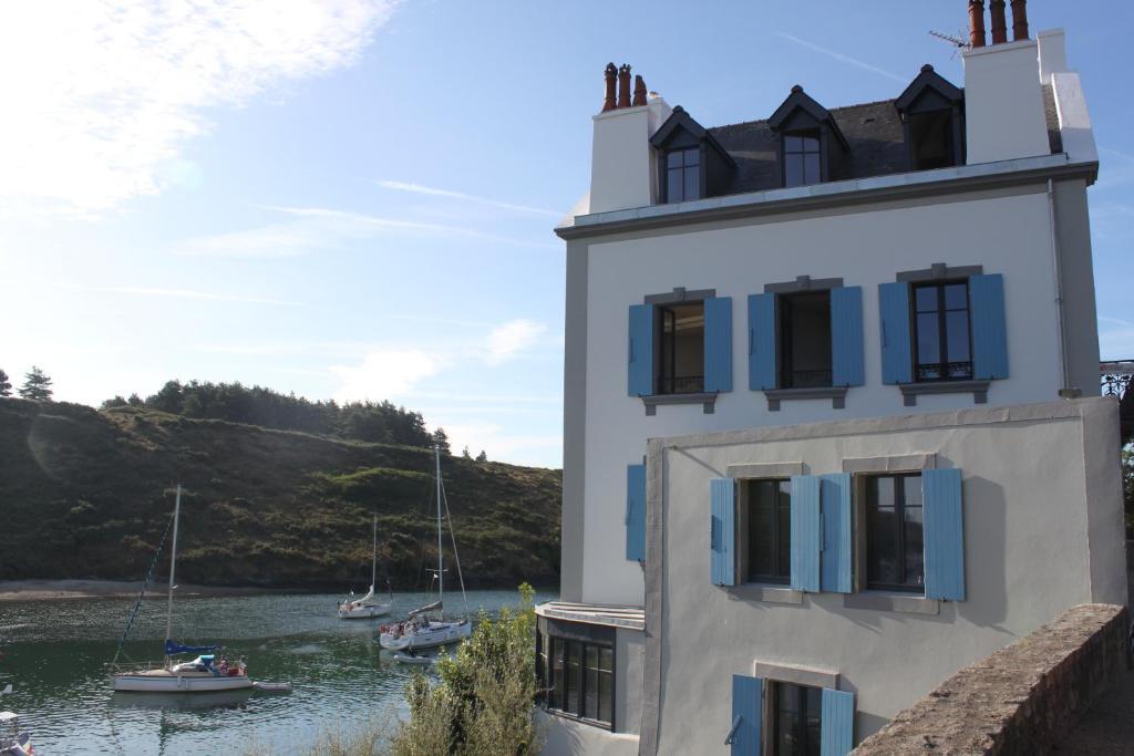 villa pen prad (france sauzon) - booking