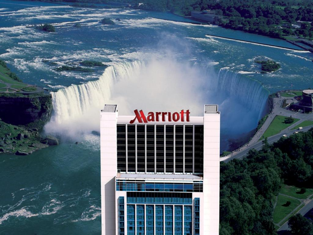 Hotel Niagara Falls Marriott On The Falls, Canada